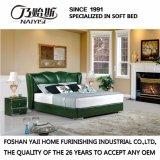 熱い販売の柔らかく快適な革ベッド(FB3070)