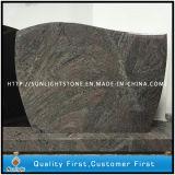 Lastre nere assolute del granito dello Shanxi per la pietra tombale/Headstone/monumento