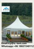 3mx3m extérieurs, 4mx4m, tente de Gazebo d'écran de pagoda de PVC d'aluminium de 5mx5m