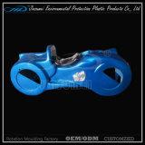 Coque en plastique de moulage par rotation pour les enfants voyagent sur Toy