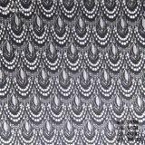 衣服のためのホーム織物のレースファブリックネットのレースファブリック