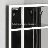 Большинств популярный шкаф зеркала ванной комнаты мебели нержавеющей стали (7023)
