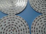 알루미늄 PCB 단 하나 편들어진 널 Thermal 전도도 2.0W/Mk LED 점화