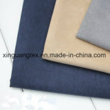 105D*400d Polyester Warp Suede Fabric for Garment/Shoes/Sofa/Pillow/Home Textiles/Bags