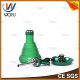 La sección Dos Calabaza Zinc Aolly narguile shisha de agua de tabaco