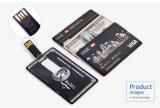 Don par carte de crédit promotionnel Stick USB 128 Mo 512 Mo 1 Go 2 Go