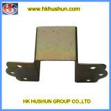 Оборудование мебели штемпелюя штуцеры оборудования кровати твердой древесины частей (HS-FS-005)