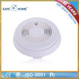 OEM Detector van de Rook van de Brand van de Wijzerplaat Gsmsms van de Veiligheid van het Huis de Foto-elektrische Auto