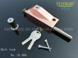 Zl-801引き戸のためのアルミニウムボルトドアロック
