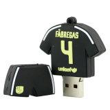 Pré Carregar Dados PVC 32 GB Flash Drive USB Sport Ginásio