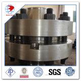 8 Schweißungs-Stutzen 300cl des Zoll-ASTM A105 Löcher NPT-Öffnungs-Flansch des HF-Gewinde-2
