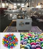 Empaquetadora del papel de aluminio del chocolate, embalaje de la bola de la hoja del chocolate