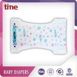 Tecidos do bebê e tecidos descartáveis do bebê das fraldas feitos em China