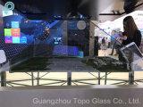 ショーケース(S-F7)のためのスマートなミラーガラス/魔法ミラーガラス