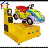 La petite machine de jeu de fente d'éléphant badine le véhicule électrique de siège unique