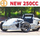 Mc-369 Bode Quanlity Assured Novo CEE 250cc Ztr Trike Roadster para venda 3 Wheeler Motorcycle