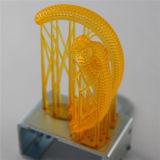 서비스 아BS PLA UV 수지 플라스틱을 인쇄하는 높은 정밀도 3D는 만든다 모형을 주문 설계한다