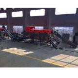 Plastik-HDPE bereiten überschüssigen den Plastik der Maschinen-Price/PP auf, der Maschinen-Produkte aufbereitet