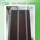 Gabinetes de cocina de laminado de grano de madera / HPL Furniture