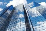 Коммерческого Здания двойные стекла наружной стены