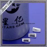 보석 만들기를 위한 Moissanite 도매 다이아몬드 사다리꼴 모양 4.5*7.5*3.5mm