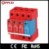 電気システムの避雷器の低電圧のImax 40kaのサージの防止装置