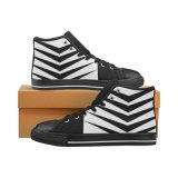 Таможня сублимации ботинок холстины Hicut 021 фабрики Dropshipping классицистическая делает тапки
