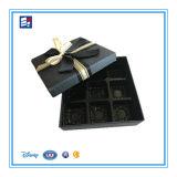 クラフトのためのボール紙のStorgeペーパーボックスか宝石類またはリングまたはギフトまたはリング