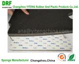 Gomma piuma dell'unità di elaborazione con il cuoio dell'unità di elaborazione con la gomma piuma di poliuretano dell'adesivo di 3m
