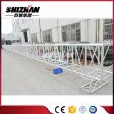 Shizhan 760*910mmの正方形のアルミ合金ボルトまたはねじトラス