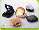 Embalagem cosmética de luxo Round Packaging Powder Case