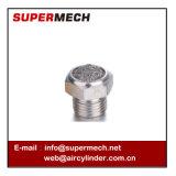 Silenziatore pneumatico dell'acciaio inossidabile di Ssdv