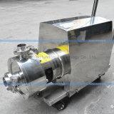 La pompe de transfert d'huile végétale de l'acier/ de la pompe d'émulsion mobile