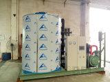 Macchina di ghiaccio industriale del fiocco utilizzata in industria della pesca