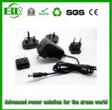 adattatore astuto di 16.8V1a 100V-240V AC/DC per la batteria di litio per la piccola comunicazione portatile con Ce