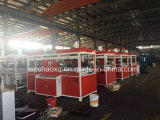 Abnehmer-in hohem Grade verbesserter Schule-Beutel, der Maschine in Chaoxu Company bildet