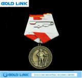 軍隊賞メダル金属はメダル軍隊賞の記念品を制作する