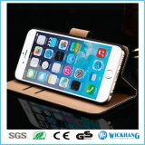 Echtes Leder-Kippen-Fall für Apple iPhone 5 5s 5c