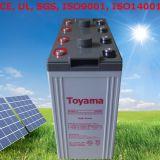 Baterias profundas 12V recarregável do gel das baterias do gel do ciclo
