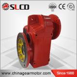 Fabricante profissional das caixas de engrenagens helicoidais da velocidade do eixo da paralela da série de FC