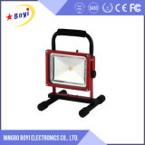 20W rechargeable portable COB phare de travail à LED