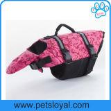 Accessori dell'animale domestico del rivestimento del cappotto di vita del cane dell'abito dell'animale domestico di estate