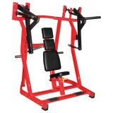 Máquina ISO-Lateral da imprensa de banco/força comercial do equipamento/martelo da aptidão da ginástica