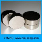 De permanente Gesinterde Knoop van de Magneten van de Schijf van het Neodymium voor Verpakking