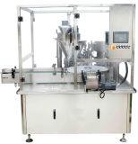 Polvo semi automático de la máquina de rellenar y Auger relleno y polvo de relleno