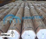 Tubulação de aço de laminação superior de carbono da qualidade JIS G3461 STB410 para Bolier e pressão