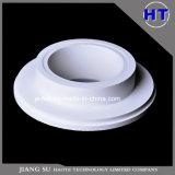 Crogioli di ceramica A12o3 dell'ossido di alluminio di produttore-fornitore 95%-99.8% con l'alta qualità