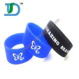 Wristband del silicone dei regali della Cina della fascia di manopola di alta qualità