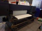 impressora do grande formato do Tingir-Sublimation de Digitas das cabeças do tamanho 4 de 2.2m com cabeça de Epson 5113