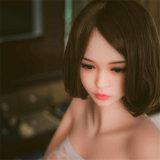 La muchacha de departamento plástica verdadera del juguete de la muchacha de la muñeca del sexo del mini amor sexual grande indio China asiática hizo